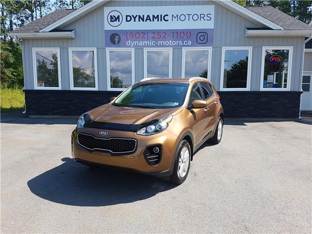 2017 Kia Sportage LX (Stk: 00331) in Middle Sackville - Image 1 of 26