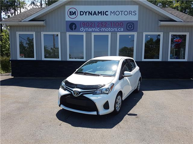 2015 Toyota Yaris LE (Stk: 00326) in Middle Sackville - Image 1 of 21