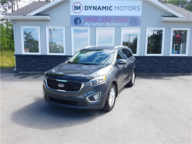 2017 Kia Sorento 2.0L LX Turbo (Stk: 00345) in Middle Sackville - Image 1 of 27