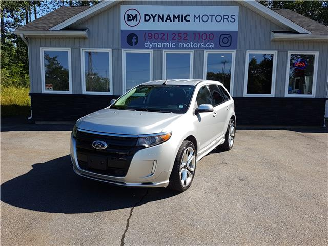 2013 Ford Edge Sport (Stk: 00352) in Middle Sackville - Image 1 of 26