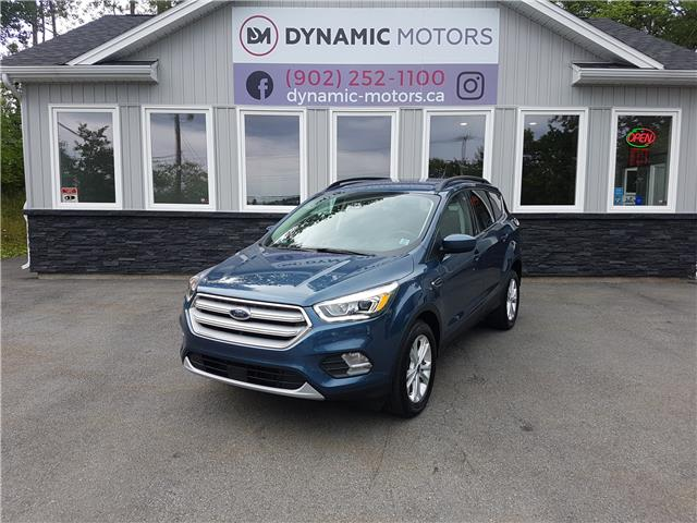 2018 Ford Escape SEL (Stk: 00362) in Middle Sackville - Image 1 of 29