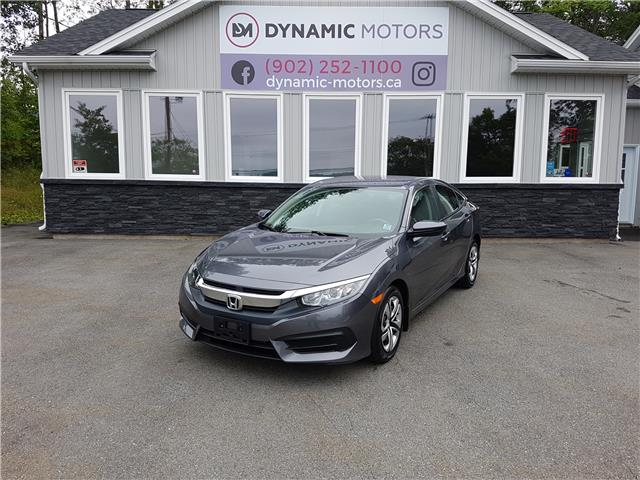 2018 Honda Civic LX (Stk: 00361) in Middle Sackville - Image 1 of 28