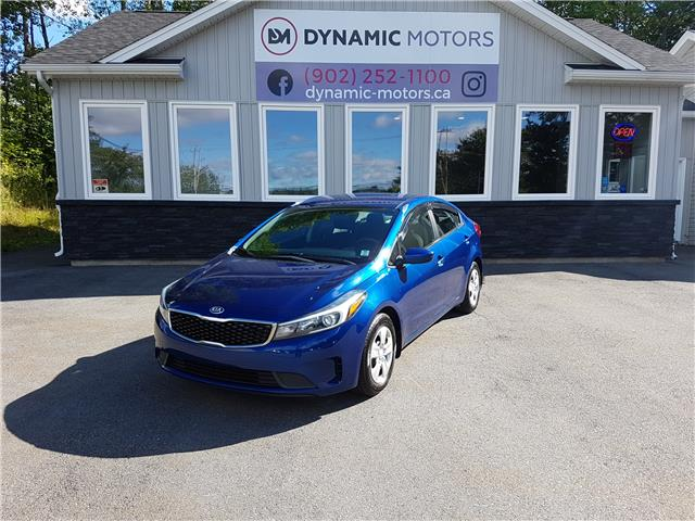 2017 Kia Forte LX (Stk: U20506) in Middle Sackville - Image 1 of 22