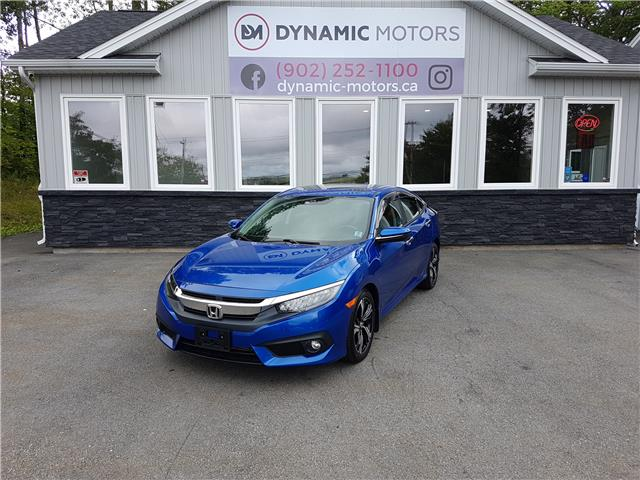 2018 Honda Civic Touring (Stk: 00371) in Middle Sackville - Image 1 of 30