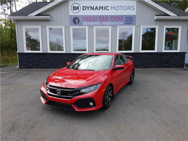 2017 Honda Civic Si (Stk: 00375) in Middle Sackville - Image 1 of 30