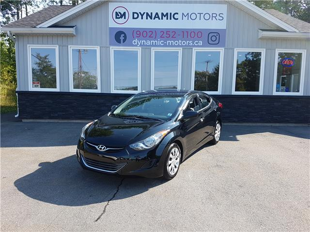 2013 Hyundai Elantra GL (Stk: 00373) in Middle Sackville - Image 1 of 22