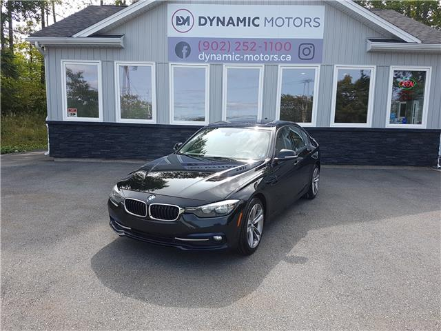 2016 BMW 320i xDrive (Stk: 00378) in Middle Sackville - Image 1 of 25