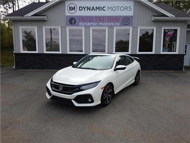 2017 Honda Civic Si (Stk: 00383) in Middle Sackville - Image 1 of 28