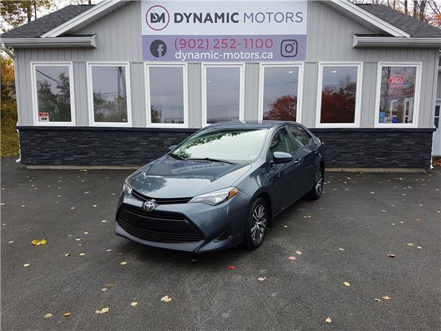 2017 Toyota Corolla LE (Stk: 00399) in Middle Sackville - Image 1 of 24