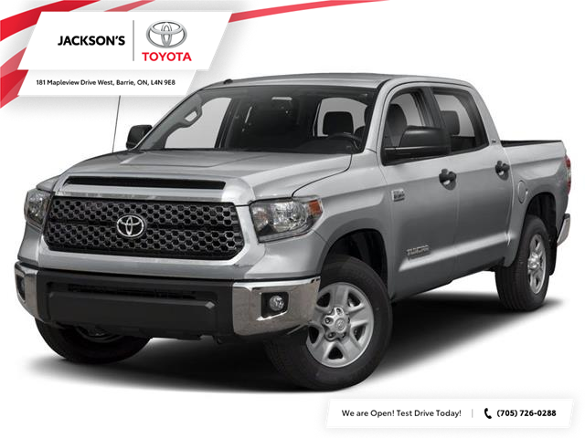 2021 Toyota Tundra SR5 (Stk: 19136) in Barrie - Image 1 of 9