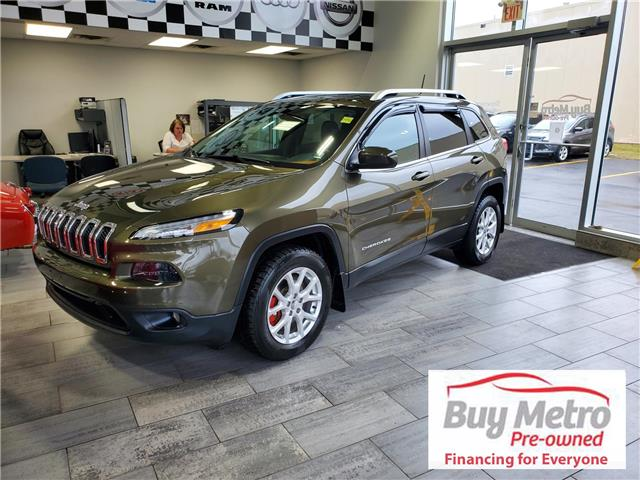 2016 Jeep Cherokee North 4WD (Stk: p20-379) in Dartmouth - Image 1 of 16