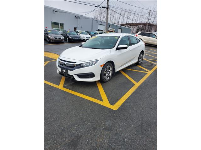 2018 Honda Civic LX Sedan 6MT (Stk: p20-368) in Dartmouth - Image 1 of 16