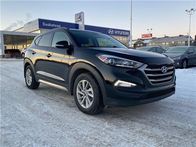 2017 Hyundai Tucson SE (Stk: 50088A) in Saskatoon - Image 1 of 8