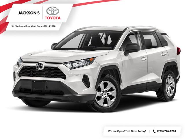 2021 Toyota RAV4 LE (Stk: 15912) in Barrie - Image 1 of 9