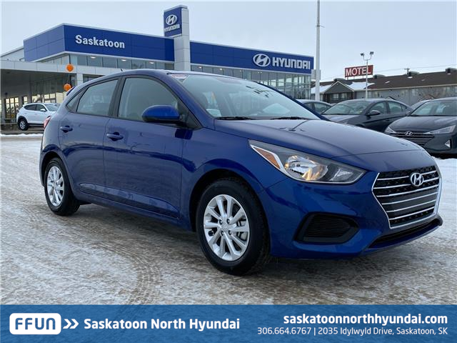 2020 Hyundai Accent Preferred (Stk: B7802) in Saskatoon - Image 1 of 12