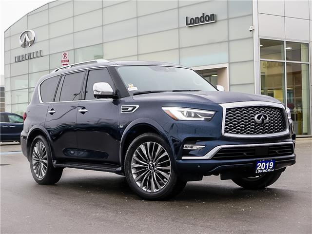 2019 Infiniti QX80 LUXE 7 Passenger (Stk: 14522) in London - Image 1 of 27
