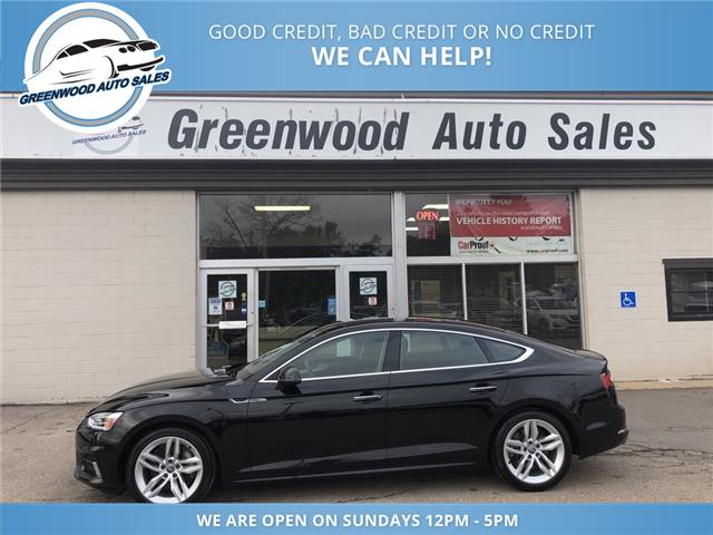 2019 Audi A5  (Stk: 19-79526) in Greenwood - Image 1 of 22