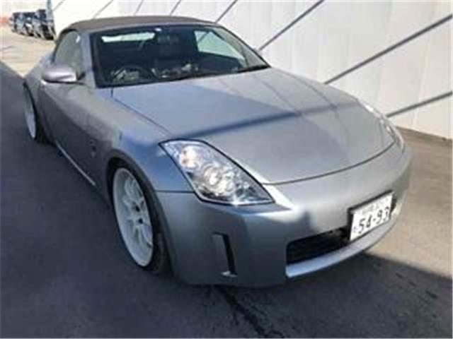 2003 Nissan 350Z Touring (Stk: p21-009) in Dartmouth - Image 1 of 3