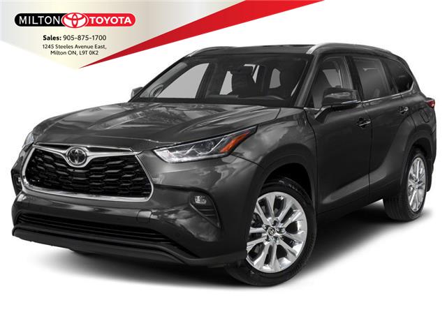2021 Toyota Highlander Limited (Stk: 082791) in Milton - Image 1 of 9