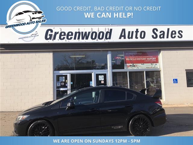 2013 Honda Civic Si (Stk: 13-01041) in Greenwood - Image 1 of 22