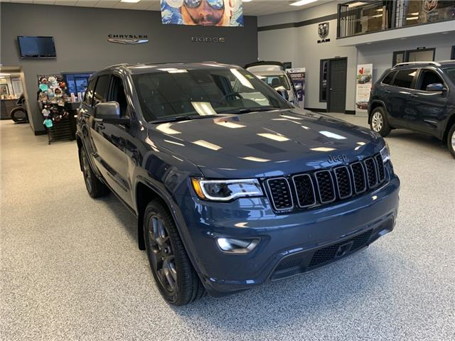 2021 Jeep Grand Cherokee Limited (Stk: 41020) in Humboldt - Image 1 of 20