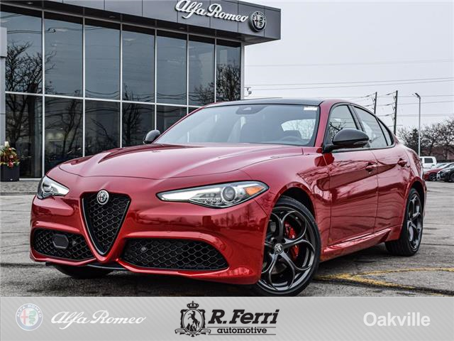 2021 Alfa Romeo Giulia ti (Stk: 479AR) in Oakville - Image 1 of 27
