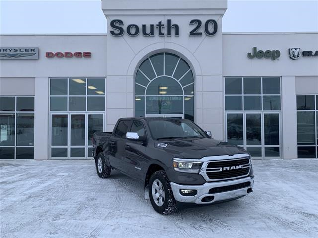 2021 RAM 1500 Big Horn (Stk: 41022) in Humboldt - Image 1 of 22