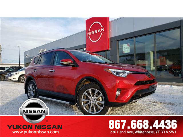 2016 Toyota RAV4 Limited (Stk: 20R7921A) in Whitehorse - Image 1 of 20