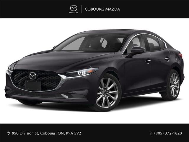 2021 Mazda Mazda3 GT (Stk: 21109) in Cobourg - Image 1 of 9