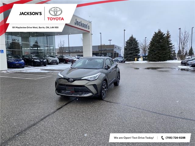 2021 Toyota C-HR XLE Premium (Stk: 17997) in Barrie - Image 1 of 6