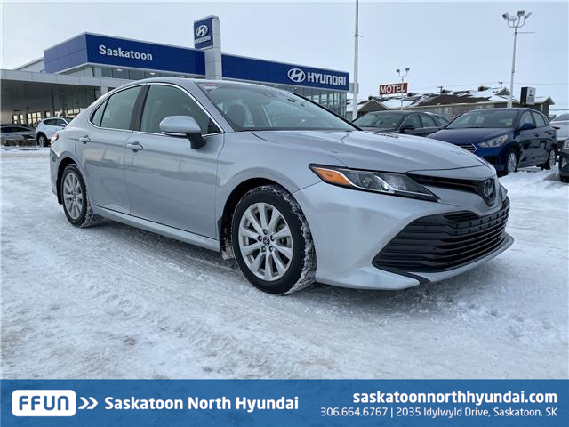 2019 Toyota Camry LE (Stk: B7805) in Saskatoon - Image 1 of 15
