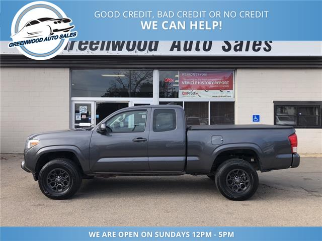 2016 Toyota Tacoma SR+ (Stk: 16-61055) in Greenwood - Image 1 of 18