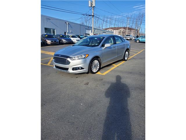2014 Ford Fusion Hybrid SE (Stk: p20-265aaa) in Dartmouth - Image 1 of 15