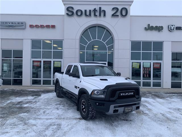 2016 RAM 1500 Rebel (Stk: 40093A) in Humboldt - Image 1 of 22