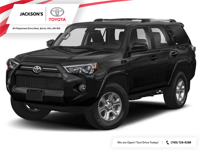 2021 Toyota 4Runner Base (Stk: 13170) in Barrie - Image 1 of 9