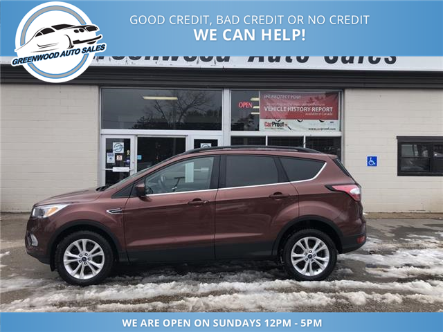 2018 Ford Escape SE (Stk: 18-88864) in Greenwood - Image 1 of 21
