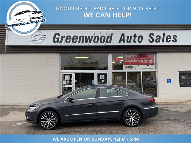 2016 Volkswagen CC Highline (Stk: ) in Greenwood - Image 1 of 25