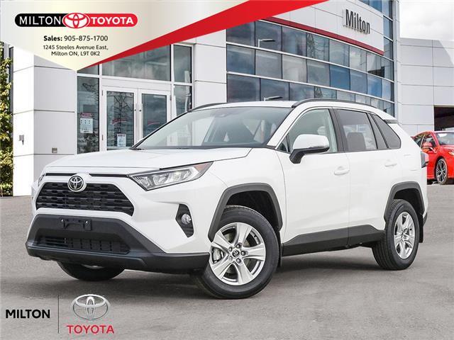 2021 Toyota RAV4 XLE (Stk: 181153) in Milton - Image 1 of 23