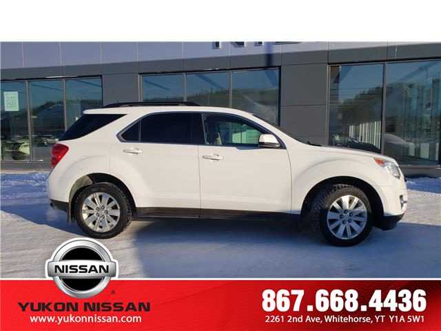 2011 Chevrolet Equinox 2LT (Stk: 20P2258A) in Whitehorse - Image 1 of 15
