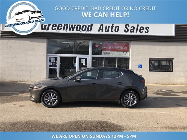 2019 Mazda Mazda3 Sport GX (Stk: 19-19630) in Greenwood - Image 1 of 16
