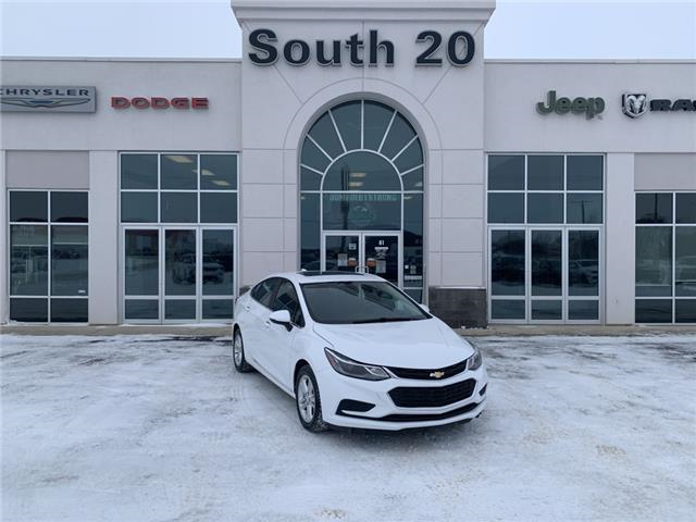 2017 Chevrolet Cruze LT Auto (Stk: B0162A) in Humboldt - Image 1 of 22