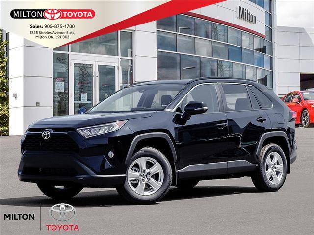 2021 Toyota RAV4 XLE (Stk: 181137) in Milton - Image 1 of 22