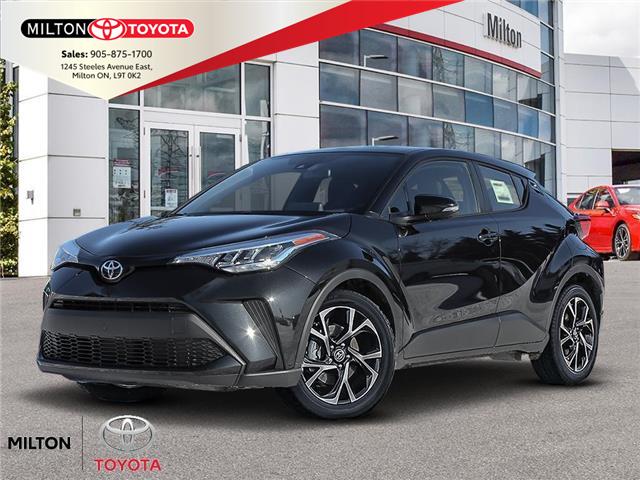 2021 Toyota C-HR XLE Premium (Stk: 106560) in Milton - Image 1 of 22