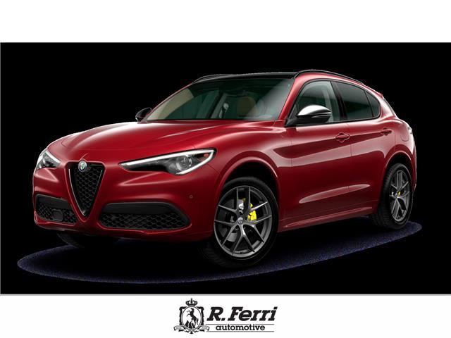 2021 Alfa Romeo Stelvio ti (Stk: ) in Woodbridge - Image 1 of 1