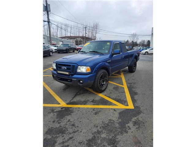 2011 Ford Ranger Sport SuperCab 4-Door 4WD (Stk: p21-007) in Dartmouth - Image 1 of 13