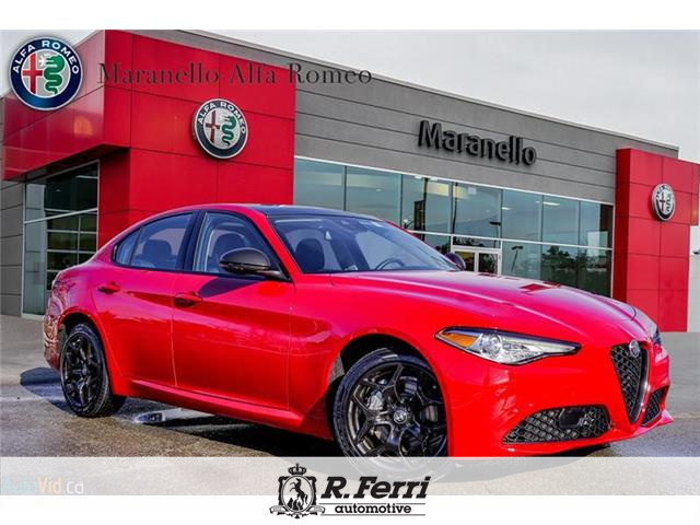 2021 Alfa Romeo Giulia Sprint (Stk: 668AR) in Woodbridge - Image 1 of 13