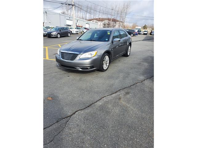 2012 Chrysler 200 Limited (Stk: p21-012) in Dartmouth - Image 1 of 11