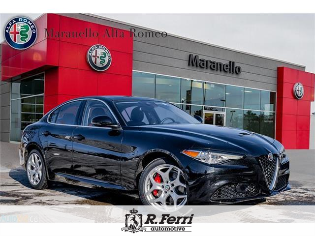 2021 Alfa Romeo Giulia ti (Stk: 664AR) in Woodbridge - Image 1 of 18