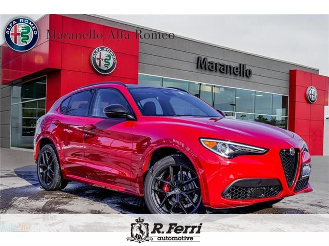 2021 Alfa Romeo Stelvio ti (Stk: 665AR) in Woodbridge - Image 1 of 19