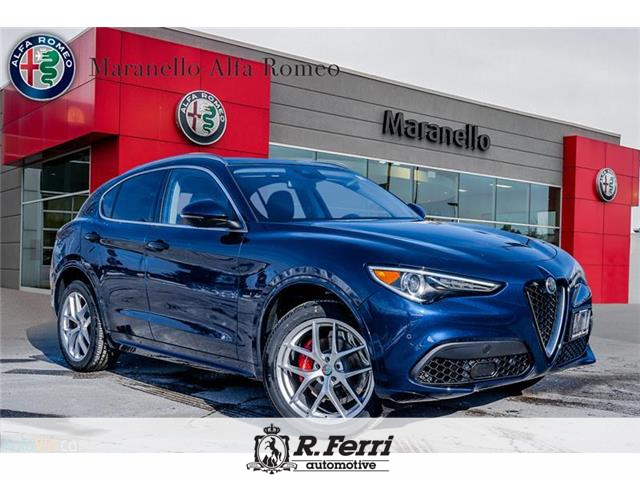 2021 Alfa Romeo Stelvio ti (Stk: 667AR) in Woodbridge - Image 1 of 20